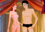 Harry Potter and Hermione Dressup