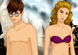 Harry Potter And Adventure Dress Up