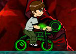 Ben 10 BMX Stunts Game