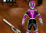 Ranger Defense Academy Power Rangers