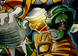 Puzzle Madness Power Rangers
