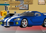 Pimp my Dodge Viper GT3 Car Tuning