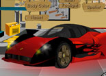Pimp my One-off Ferrari P45 Car Tuning