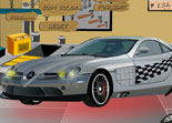 Pimp my Mercedes Benz SLR 722 Car Tuning
