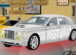 Pimp my Rolls Royce Phantom Silver Car Tuning