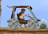 Stone Age Runner Car for Girls