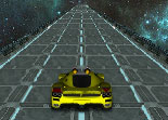 Space Highway 3D Car
