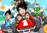 Dragon Ball Kart Car for Girls