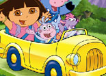 Dora Car for Girls