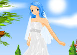 Anime Bride Dress Up Wedding