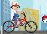 Pokemon BMX Bike