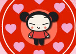 Pucca Love Memory Girl