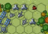 Aliens Tower Defense