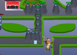 Monsters vs Aliens Tower Defense