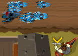 Aliens & Outlaws Tower Defense