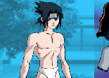 Dress Up Sasuke