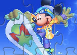 Mickey Mouse Jigsaw Girls