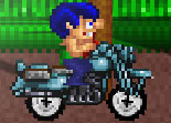 16 Bit Bike Motorcycle