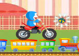 Doraemon Super Ride Moto