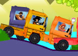 Dragon Ball Z Vs Fist of the North Star Truck Game