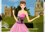 Princess Ball at the Palace Dress Up