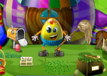 Easter Egg House Clean-Up