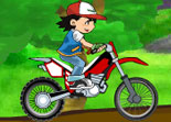 Pokemon Trail Motorcycle