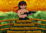 Rambo the Shooter Game