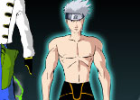 Dress Up Kakashi