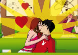 French Kissing Game