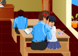 Kissing in Class