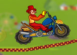 Circus Ride Stunt Bike