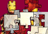 Iron Man the Puzzle