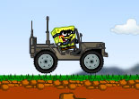 Spongebob Dangerous Jeep