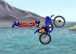 FMX Team Stunt Bike