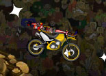 Motocross FMX Stunt Bike