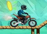 Super Trail Stunt Bike