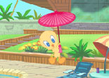 Tweety's Splash Down