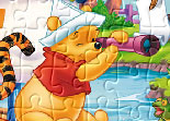 Pooh and Friends Puzzle