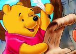 Winnie the Pooh Online Coloring Page