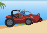 Lilo and Stitch Car Race