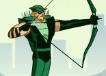 Justice League Training Academy Green Arrow