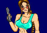 Lara Croft Tomb Raider Dressup