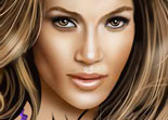 Jennifer Lopez Celebrity Makeup