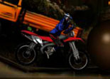 Night Ryder Trial Bike