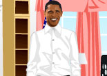 Pres. Barack Obama Celebrity Dress Up