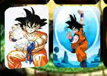 Dragonball Lucky Card