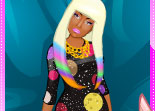 Dress Up Nicki Doll