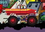 Homer Monster Truck