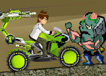 Ben 10 Alien Shooter
